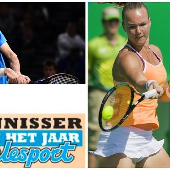 Tennisser van het Jaar © Telesport