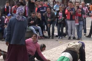De bewuste dag in Madrid. © Screenshot