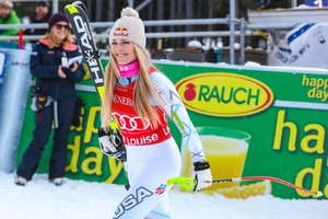 Lindsey Vonn © USA Today