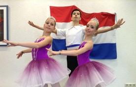 Ballettalenten.