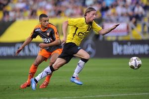 Ronnie Stam moet met NAC Breda meteen in de achtervolging na de 4-1 nederlaag tegen FC Volendam. © ANP Pro Shots