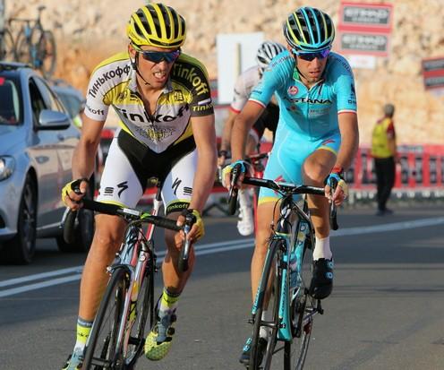 Alberto Contador © De Telegraaf