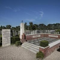 De Joodse Begraafplaats in Muiderberg.