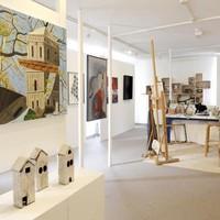 Expositie in het Huizer Museum.