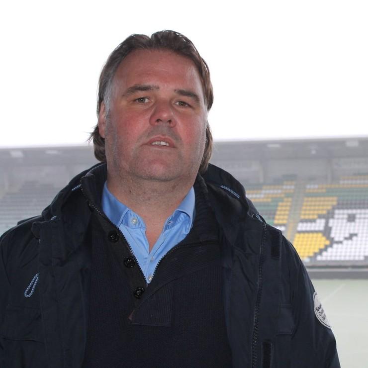 Jeffrey van As begon begon eerder maand bij ADO Den Haag. © credits