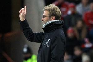 Liverpool-manager Jürgen Klopp. © AFP