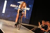 Olympisch kampioene Anna van der Breggen begrijpt dat de verwachtingen rond haar torenhoog zullen zijn. © ANP